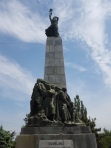 Monument to victims of Lenin