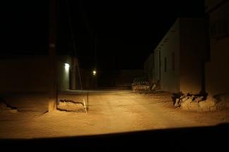 Backroad in Ras Al-Hadd