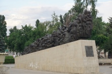 Monument to victims of Stalinist policies
