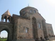 St Hrimpsime monastery