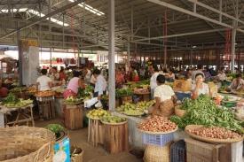 New Bagan Market