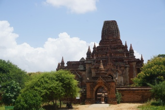 Htilominlo pagoda (i believe)