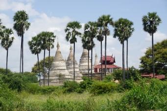 Unknown pagodas