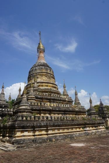 Unknown pagoda