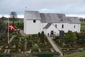 The Jelling Church