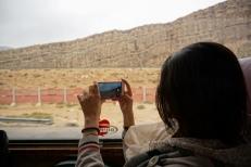 Enroute to Shiraz