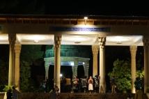 Hafez tomb