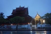 Luang Prabang in the early morning