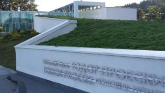 Tose Proeski memorial museum in Krushevo